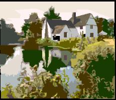 maison paisible