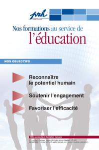 Au service de l'éducation